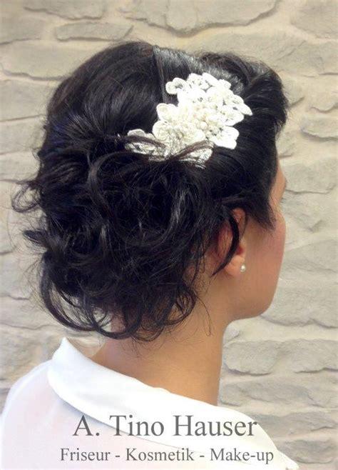 Brautfrisuren Kurzes Haar by Friseursalon A Tino Hauser Brautfrisuren