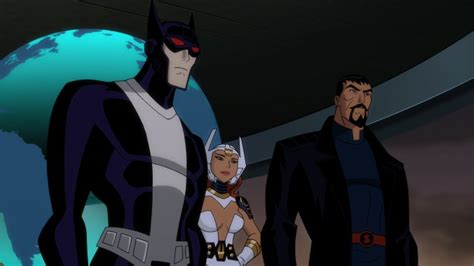 fat movie guy justice league gods and monsters sneak peek bruce timm teases justice league gods and monsters as a