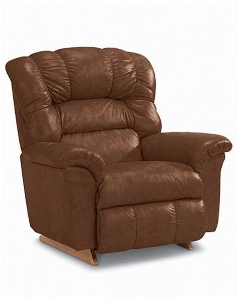 lazy boy crandell recliner crandell powerreclinexr reclina rocker 174 recliner by la z