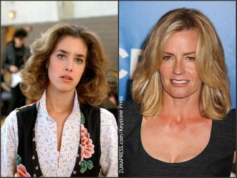 elisabeth shue interview 2018 back to the future claudia wells elisabeth shue