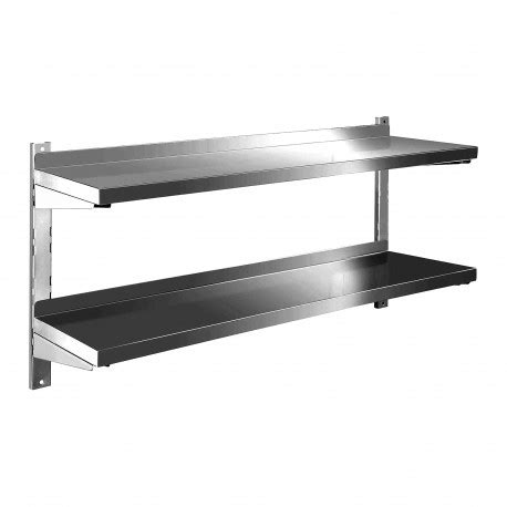 mensole acciaio inox mensole inox attrezzature e forniture professionali per