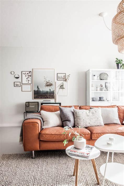 orange sofa interior design orange leather sofa burnt orange leather sofa dark