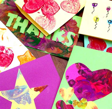 thank you cards can make thank you cards 4 simple cards that can easily