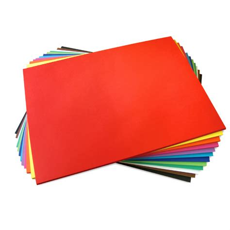 Of Paper - packs of 300 gerstacker construction paper cardboard