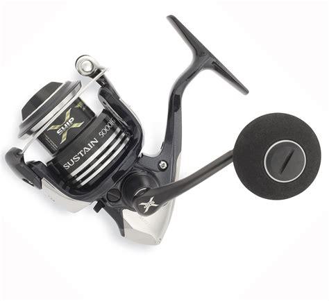 Reel Shimano Sustain 5000 Fg shimano sustain sa5000fg spinning fishing reel