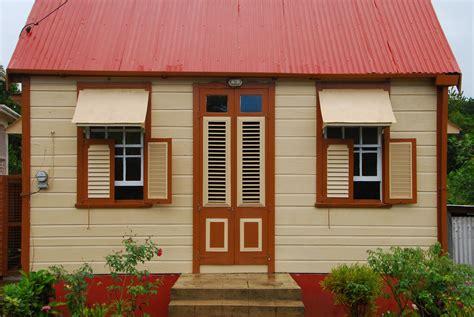 Architecture Du Jour: The Caribbean Chattel House