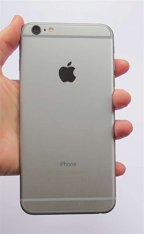 Back Iphone 6 Plus apple iphone 6 plus beautifully made but expensive review