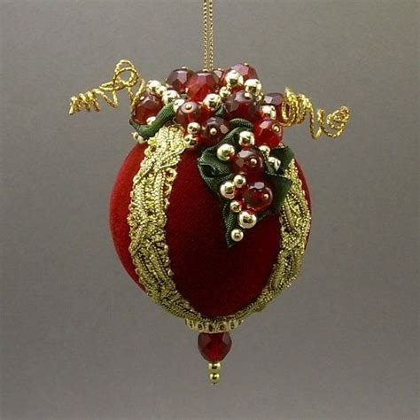 1000 images about velvet christmas ornaments on pinterest