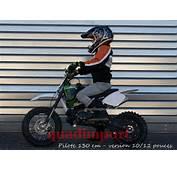 Dirt Bike NRG 50 La Vraie 2013 Nitro KMT