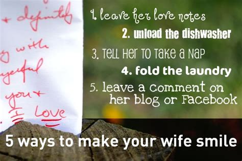 how to make love to your wife in bed 5 ways to make your wife smile 1 leave her love notes lisa jo baker