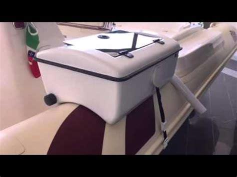 vasca vivo vasca vivo in vtr portatile per barche e gommoni