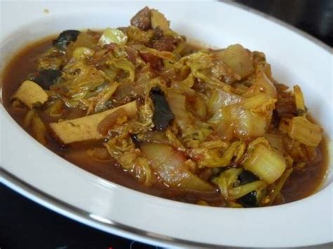 cuisine chou chinois recettes v 233 g 233 tariennes de chou chinois de cuisine alcaline