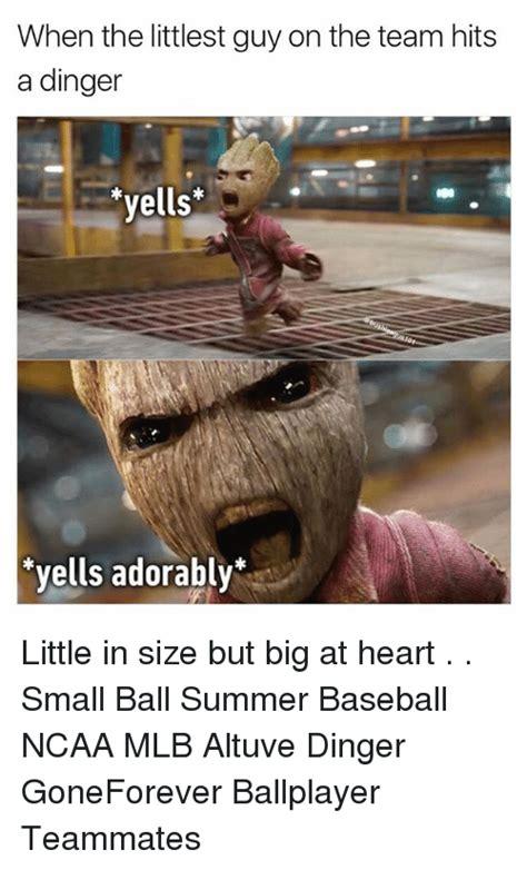 I Hit Dingers Meme