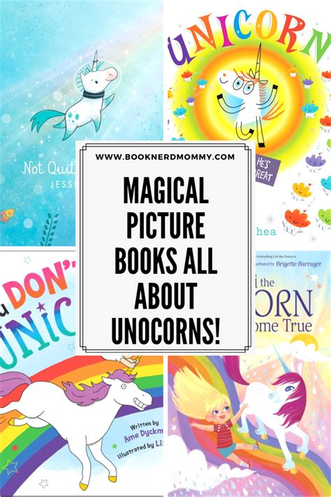 unicorn picture books magical picture books all about unicorns 183 book