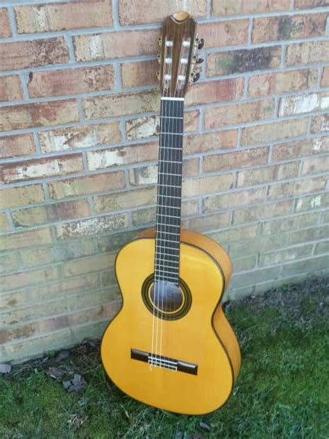 Handmade Flamenco Guitars - 2015 j marcario flamenco classical guitar solid cypress