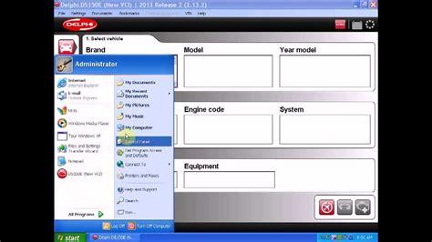delphi tutorial service delphi ds150 2013 1 software autos post