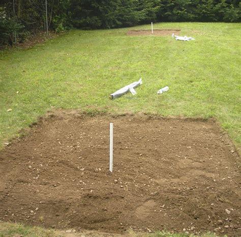 horseshoe pit how to build horseshoe pits