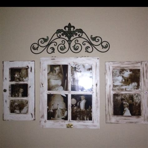 displaying family pictures wedding day display home ideas display