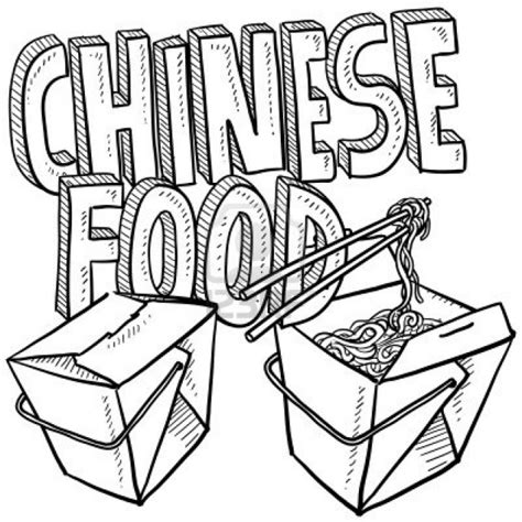 640x640 coloring pages of chinese food kids 2014