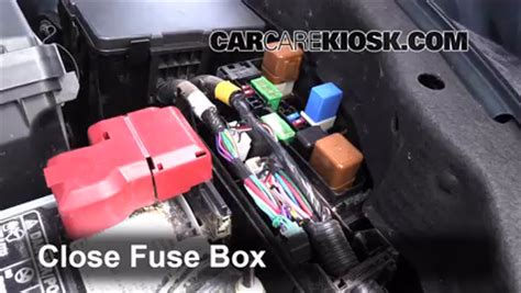2015 Nissan Altima Light Fuse by Replace A Fuse 2013 2015 Nissan Altima 2013 Nissan