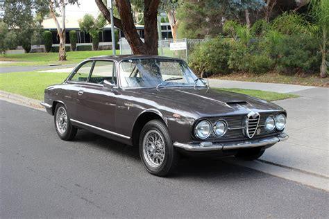 Alfa Romeo Sprint by 1965 Alfa Romeo 2600 Sprint Alfa Romeo Wheels Australia
