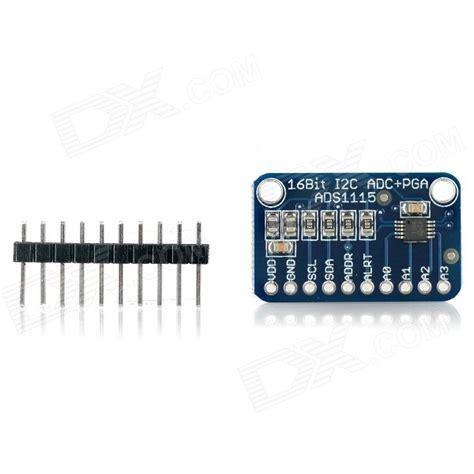 Dasar Raspberry Pi Bonus Cd ads1115 16 bit i2c adc development board for arduino raspberry pi arduino and board