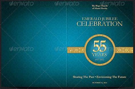 40 Festive Brochure Templates Church Program Covers Templates