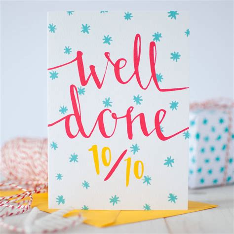 how to make a congratulations card top marks congratulations card by betty etiquette