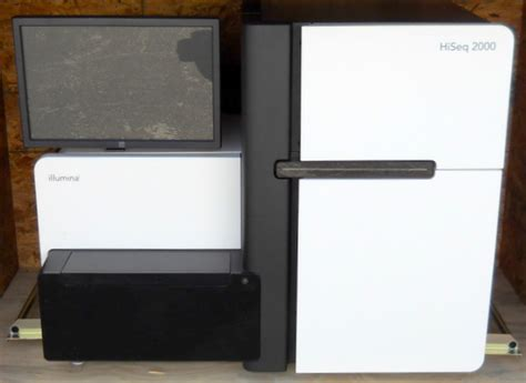 illumina hiseq 2000 illumina hiseq 2000 genome sequencing system scientific