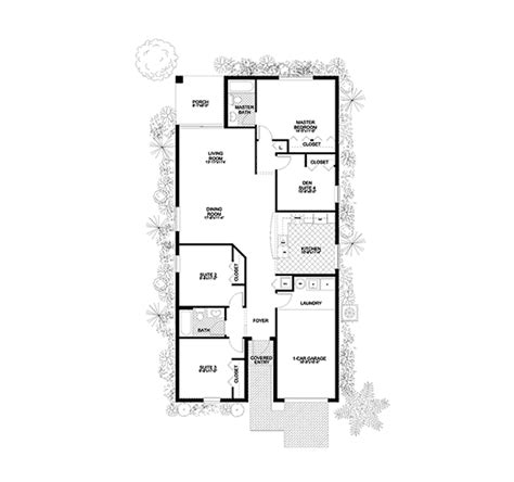 southwestern house plans wingate southwestern ranch home plan 106d 0028 house