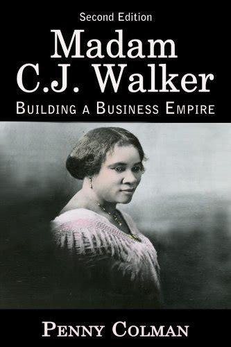 madam query biography in english madam cj walker biography for children