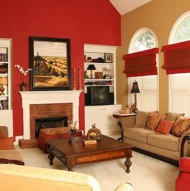 red living room walls living room paint ideas bob vila