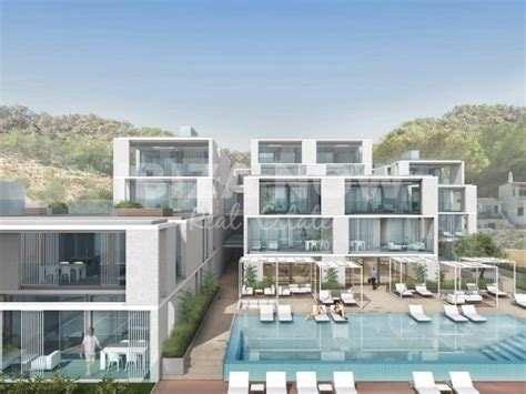 apartments for sale ibiza new to build modern apartments for sale in cala vadella