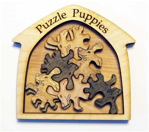 puzzle puppies puzzle puppies wooden jigsaw puzzle puzzlewarehouse
