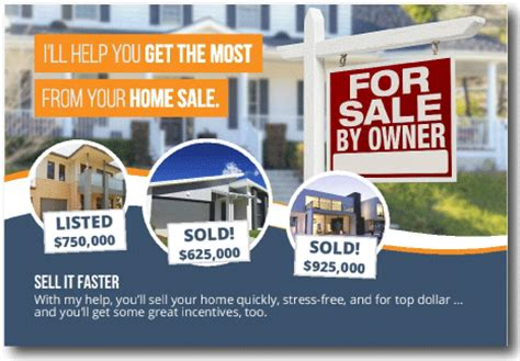 sle postcard template free real estate postcards and templates breakthrough broker