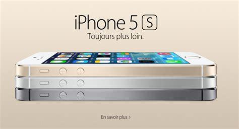 iphone 5s sles l iphone 5s disponible des stocks qui fondent comme