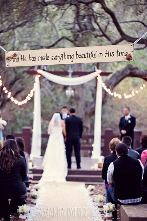 Wedding Ceremony Worship Songs by 5 Christian Wedding Ideas At Ceremony