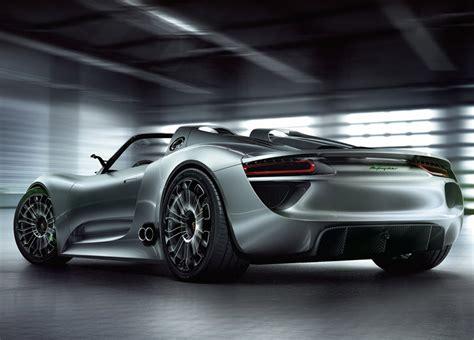 porsche concept 918 spyder porsche 918 spyder concept concept cars diseno
