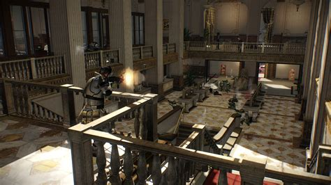 big bank review payday 2 the big bank heist gamer