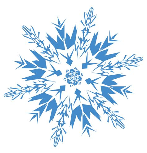 snowflake clipart snowflake png clipartion