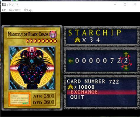 cara mod game yugioh cheat password starchips yugioh alpha mod 1 1 info semesta