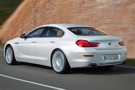 bmw  series gran coupe  car review autotrader