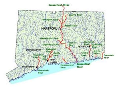thames river fishing map kids shad and connecticut