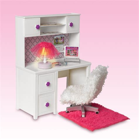 american doll desk set my life doll furniture roselawnlutheran
