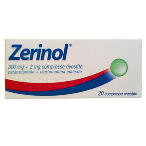 antistaminici da banco zerinol compresse farmacia casci