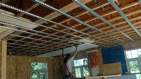 resilient channel ceiling soundproofing a condo the chronicle herald