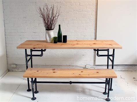 iron pipe table legs iron and wood table diy galvanized pipe table legs diy