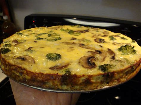 Quiche With Cottage Cheese by Kimscookingfrenzy Crustless Broccoli Quiche With