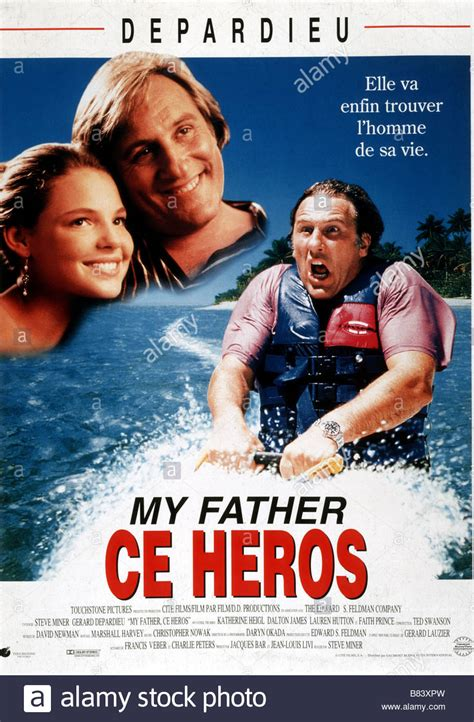gerard depardieu usa my father the hero year 1994 france usa g 233 rard