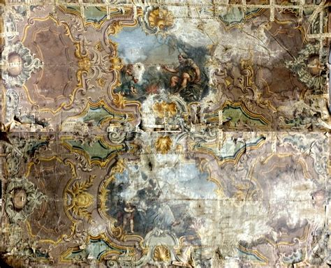 soffitti dipinti soffitti dipinti dipinti soffitto della chiesa di san